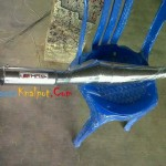Knalpot RX King Model Kolong 3v3 Super Chrome