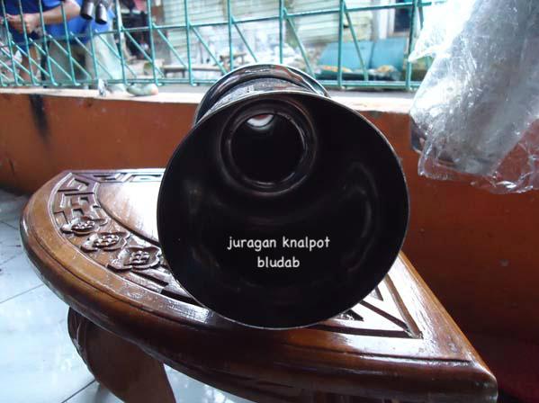 Knalpot Mobil Model Plong Super HKS Burn Tip by JuraganKnalpot.Com