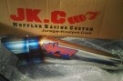 Video Knalpot Viper BurnTip KLX150