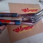 Viper Burntip Satria 2Tak by JuraganKnalpot.Com