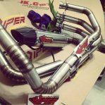 Jual Knalpot Undertail MotoSport Honda CBR600RR
