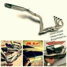 Viper Fullsystem dan Slip On for Undertail CBR600RR