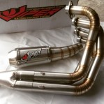 BlackViper Fulsystem for Suzuki Bandit 400