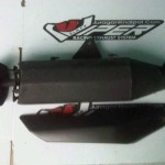 Knalpot All New CB150R Model SlipOn Standar Racing