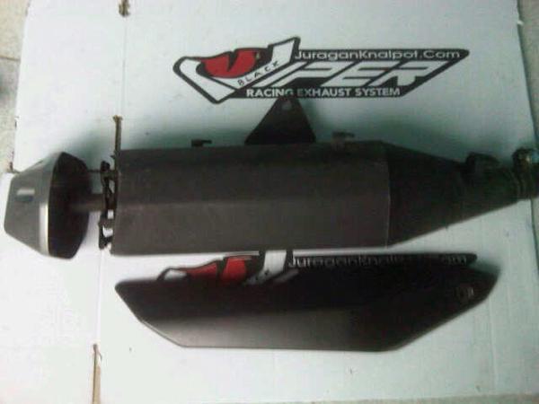 Knalpot Slip On All New CB150R Model Standar Racing by JuraganKnalpot.Com