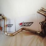Knalpot Undertail Bawah Jok Yamaha R25 & MT25 by JuraganKnalpot.Com