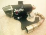 Exhaust Fullsystem Modern Vespa Matic Sprint & Primavera