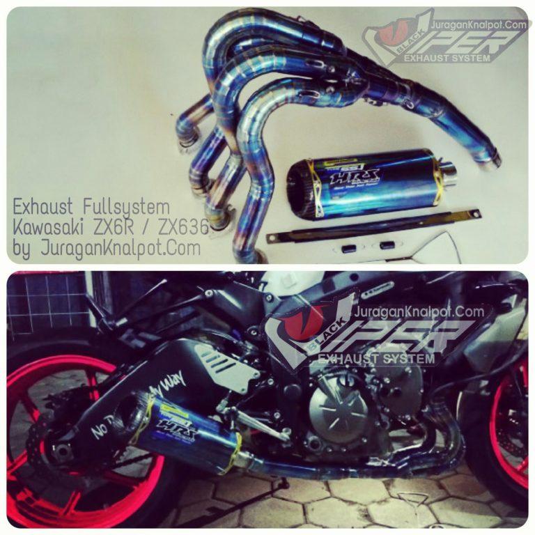 exhaust fullsystem big bike (moge sport) @juraganknalpot.com