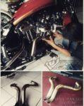 Knalpot Harley Davidson Sportster