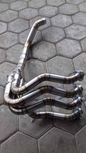 Jual Knalpot Fullsystem Berbagai Model Untuk Motor 400cc